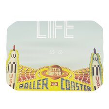 Life Is A Rollercoaster Placemat