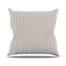 Hexy Small Throw Pillow