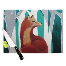 Fox Forest Cutting Board