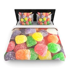 I Want Gum Drops Duvet Cover Collection