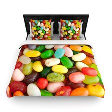 I Want Jelly Beans Duvet Cover