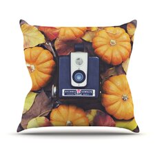 The Four Seasons Fall Throw Pillow