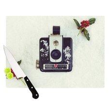 The Four Seasons Winter Cutting Board