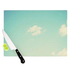Cloud 9 by Libertad Leal Sky Cutting Board