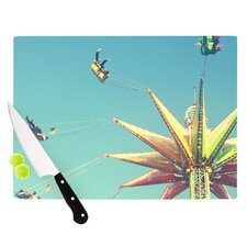 Flying Chairs Cutting Board