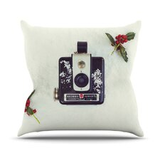 The Four Seasons Winter Throw Pillow