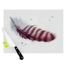 The Feather Cutting Board