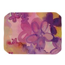Dissolved Flowers Placemat