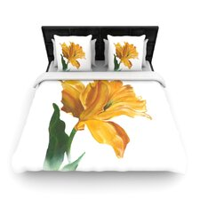 Yellow Tulip Duvet Cover Collection