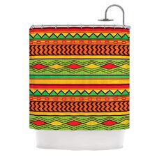 Egyptian Polyester Shower Curtain