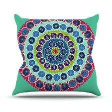Surkhandarya Throw Pillow