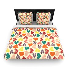 Little Hearts Duvet Cover Collection