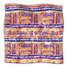 Tribal Microfiber Fleece Throw Blanket
