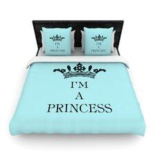 Im A Princess Duvet Cover