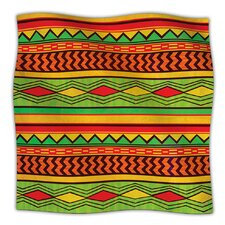 Egyptian Microfiber Fleece Throw Blanket