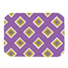 Purple Splash Tile Placemat