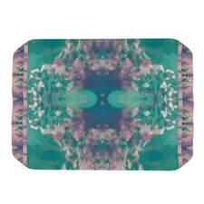 Ashby Blossom Teal Placemat