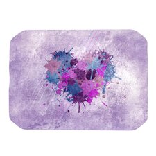 Painted Heart Placemat