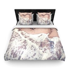 Heart In The Sand Duvet Cover Collection