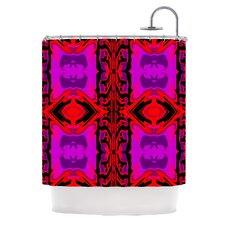 Ornamena Polyester Shower Curtain