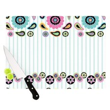 Paisley Party Cutting Board