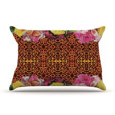 New Rose Eleo Pillow Case