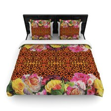 New Rose Eleo Duvet Cover