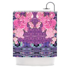 Lepparo Polyester Shower Curtain