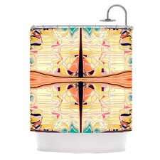 Naranda Polyester Shower Curtain
