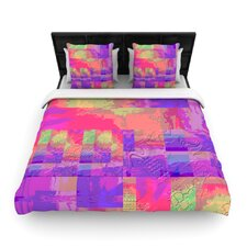 Embossed Impermenance Duvet Cover Collection