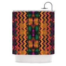 Harvesta Polyester Shower Curtain
