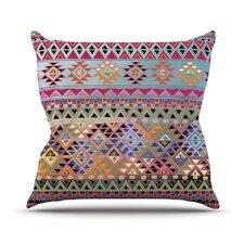 Tribal Native Throw Pillow