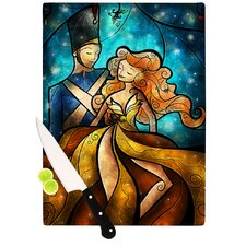 Nutcracker Cutting Board