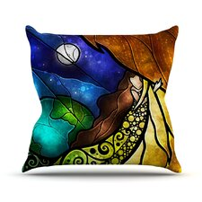 Psalms Throw Pillow