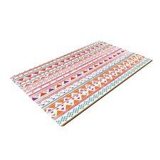 Native Bandana Multi Color Area Rug