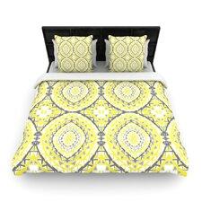 Yellow Tessellation Duvet Cover