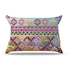 Tribal Native Pillow Case