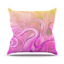Cascade Outdoor Throw Pillow