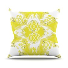 Citrus Spritz Throw Pillow