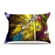 Fairy Tale Off To Neverland Pillow Case