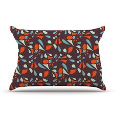 Retro Tile Pillow Case
