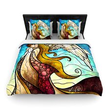 In The Arms of The Angel Duvet Cover