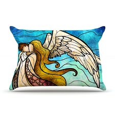 In The Arms Of The Angel Pillow Case