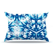 Winter Mountains Pillow Case