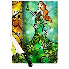Fairy Tale Frog Prince Cutting Board