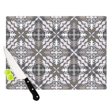 Let In Snow Cutting Board