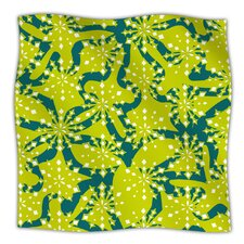 Festive Splash Microfiber Fleece Throw Blanket