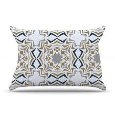 Ice Stars Pillow Case