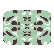 Swirling Teal Placemat