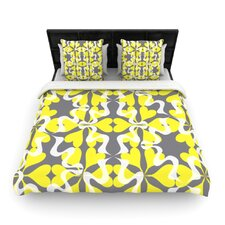 Flowering Hearts Duvet Cover Collection